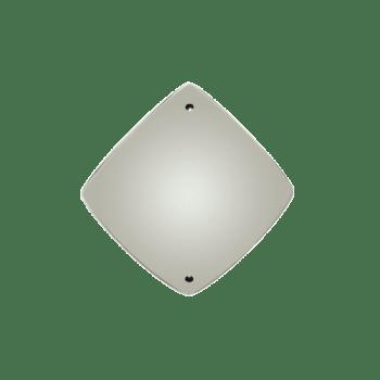 Осветително тяло за стена аплик серия - Classic Бяло квадрат