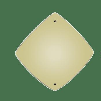 Осветително тяло за стена аплик серия - Classic Крем квадрат