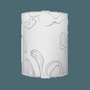 Осветително тяло за стена аплик серия - Symphony Бяло