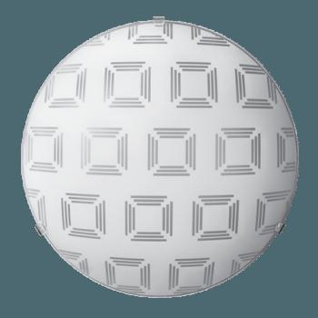 Осветително тяло за таван плафон серия - Squares