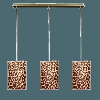 Висящо осветително тяло пендел серия - Leopard