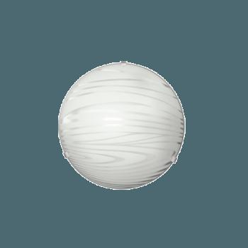 Осветително тяло за таван плафон серия - Curve - 100102