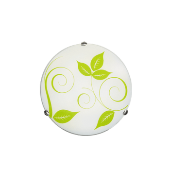 Осветително тяло за таван плафон серия - Flora Green ф300