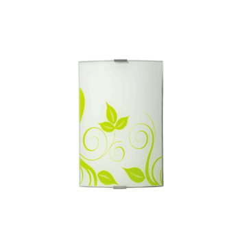 Осветително тяло за стена серия - Flora Green