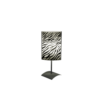Настолна лампа серия - Zebra