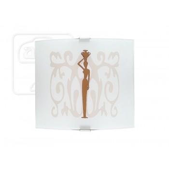 Осветително тяло за стена аплик серия - Plafony