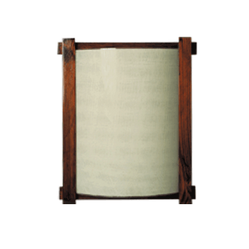 Осветително тяло за стена аплик палесандър серия - Frame