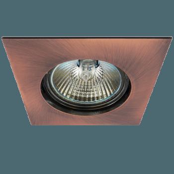 Луна алуминиева стационарна квадрат HL1003