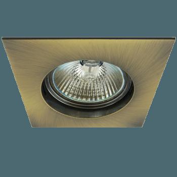 Луна алуминиева стационарна квадрат HL1004