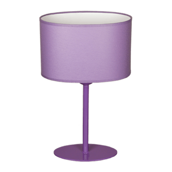 Настолна лампа серия - Chintz ellipse violet 1x60W