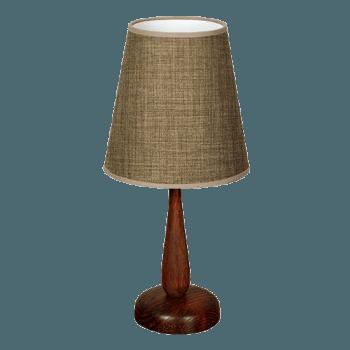 Настолна лампа серия - Cuba ᴓ 200 кафяв