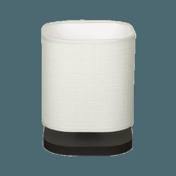 Настолна лампа серия - Cubo 1х60W бял