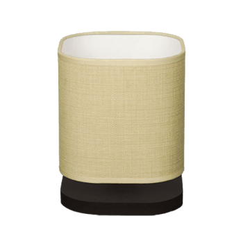 Настолна лампа серия - Cubo 1х60W екрю