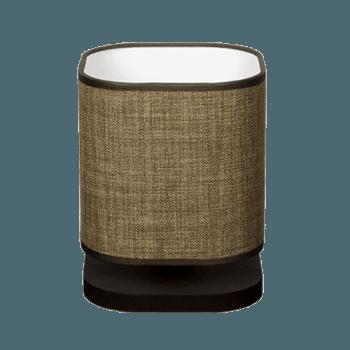 Настолна лампа серия - Cubo 1х60W кафяв