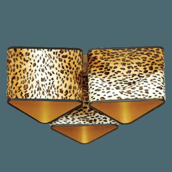 Осветително тяло за таван серия - Kenia 3x60W