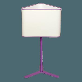 Настолна лампа серия - Modena 1x60W лилав