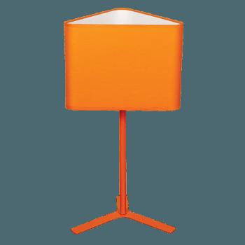 Настолна лампа серия - Monca 1x60W оранжев