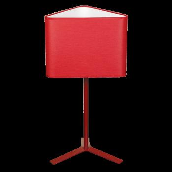 Настолна лампа серия - Monca 1x60W бордо