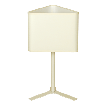 Настолна лампа серия - Monca 1x60W крем