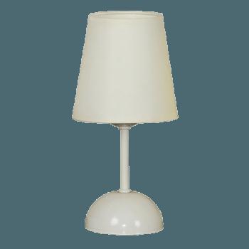 Настолна лампа серия - Pony ф130 Крем