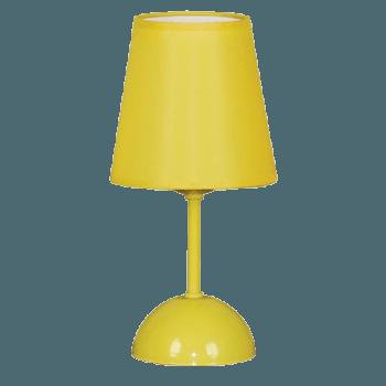 Настолна лампа серия - Pony ф130 231231 жълт