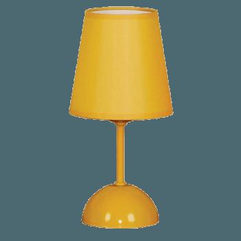 Настолна лампа серия - Pony ᴓ130 231331 светъл оранжев