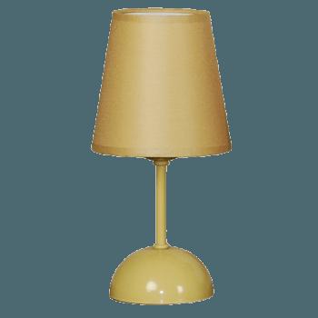 Настолна лампа серия - Pony ᴓ130 231631 банан