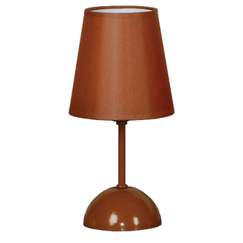 Настолна лампа серия - Pony ᴓ130 231731 кафяв