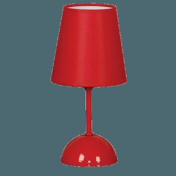 Настолна лампа серия - Pony ᴓ130 231831 червен