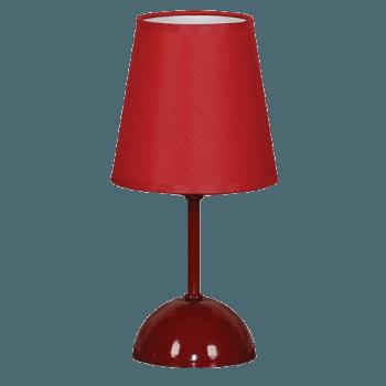 Настолна лампа серия - Pony ᴓ130 231931 бордо