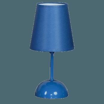 Настолна лампа серия - Pony ᴓ 130 син