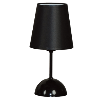 Настолна лампа серия - Pony ᴓ 130 Черен