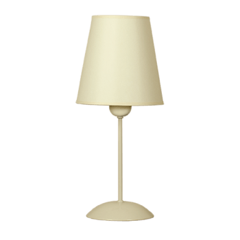 Настолна лампа серия - Rainbow 223731 крем