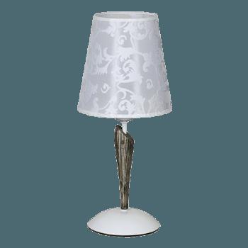 Настолна лампа серия - Rege ᴓ 200 Бял
