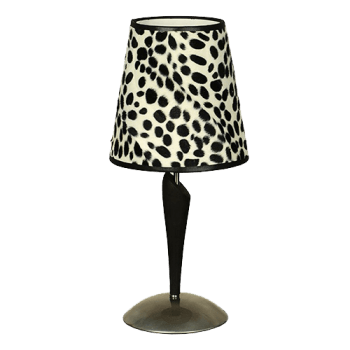 Настолна лампа серия - Rege ᴓ 200  далматинец