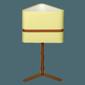 Настолна лампа серия - Seasons 1x60W есен