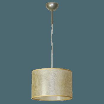 Висящо осветително тяло серия - Seta 1x60W злато