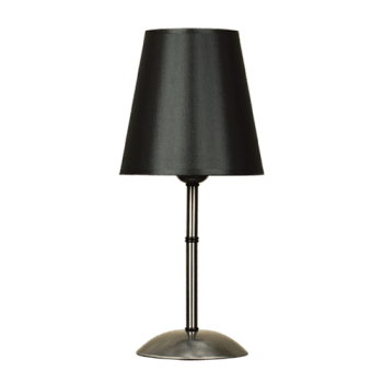 Настолна лампа серия - Tuist 1х60W черен