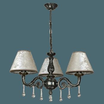 Висящо осветително тяло серия - Versailles 3x60W