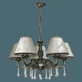Висящо осветително тяло серия - Versailles 5x60W 239105