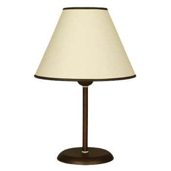 Настолна лампа серия - Viena ᴓ300 Крем