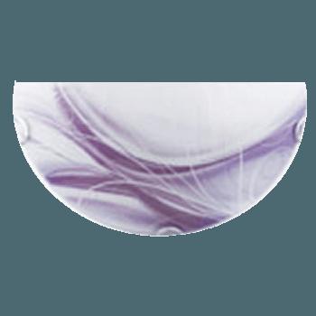 Осветително тяло за стена aплик серия - Violet 1/2 Ф300