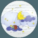 Осветително тяло за стена aплик серия - Chicco Sandman