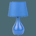 Настолна лампа серия - Cloral blue