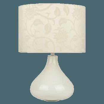 Настолна лампа серия - Bloom White