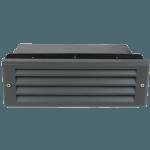 Осветително тяло за вграждане с решетка Е27 60W IP54 Ferera/DG