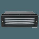 Осветително тяло за вграждане с решетка Е27 60W IP54 Filina/BL