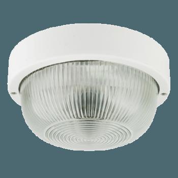 KAME/W Ф180 пластмаса / стъкло E27 60W IP44