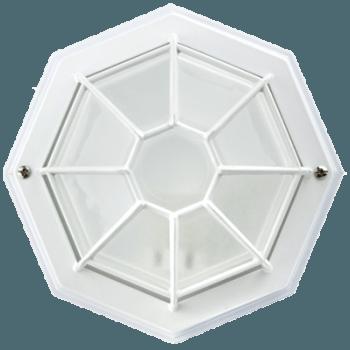 KANTO/GB-W Ø212mm алуминий / стъкло