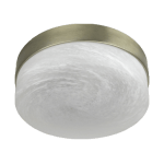 PAMELA Ø185mm alabaster